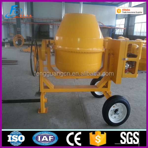 350L construction <strong>concrete</strong> mixer capacity machine from factory
