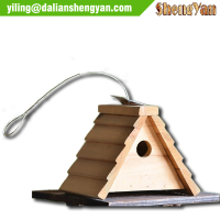 Handicrafts Cedar Bird House