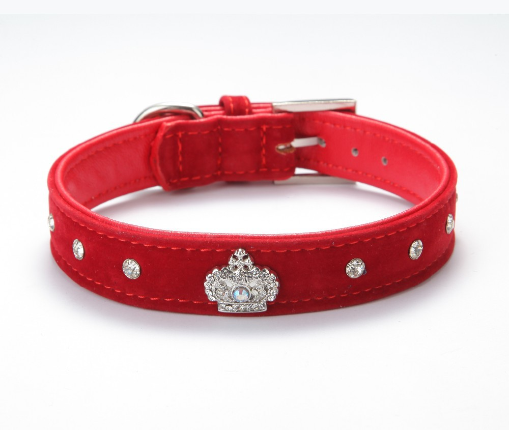 Hot Sale Designer Cool Luxury Best Personalized Cute Dog Collar Accessories in china