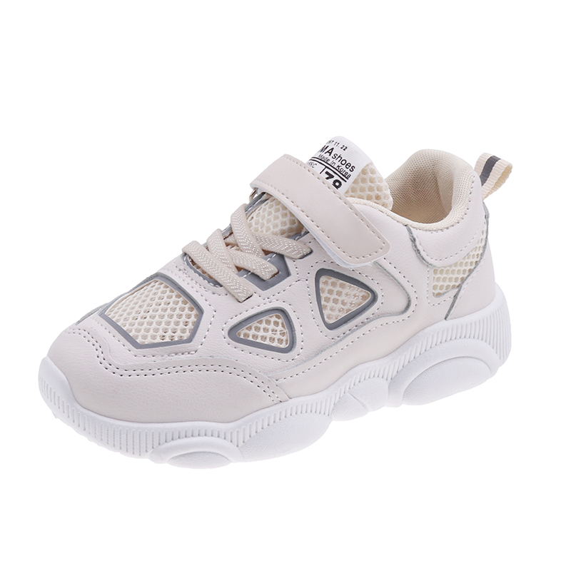 2019 Spring white sport children's boys sports shoes Classic casual boy shoes New Fashion for kids boys
