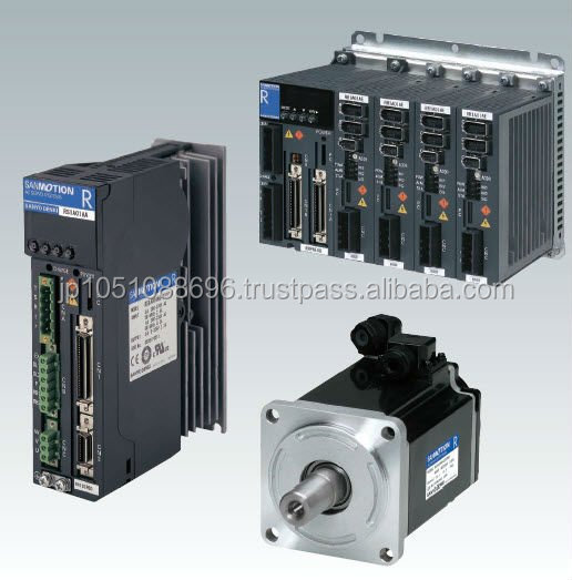 High quality panasonic servo motors made in japan for various machine