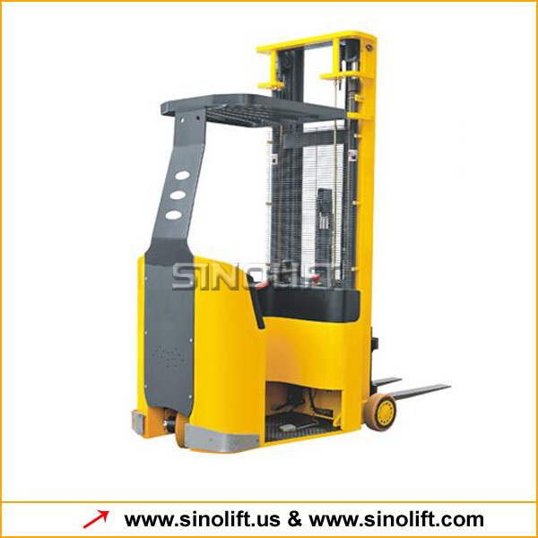 CPD-A/B Series Narrow Aisle Full Electric Forklift