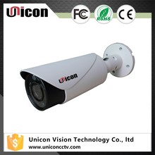 Unicon Vision 2mp Sony ccd ir cctv motorized ip bullet ip poe camera
