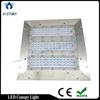 Cool white 70w led canopy light for gas station with light sensor
