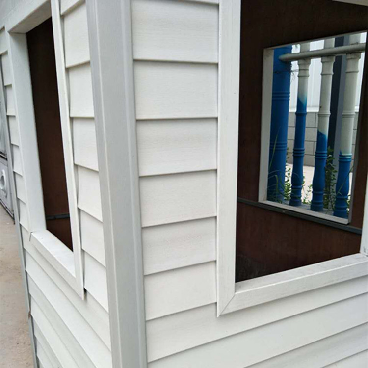 Waterproof Synthetic Resin Pvc Wall Panel Vinyl Siding