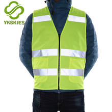 Best fluorescent classifications ii green safety vest