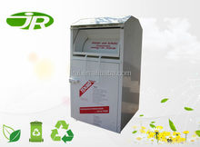 textile donation container,clothes recycling bin