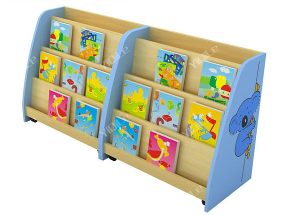 Attractive Kids Bookcase Bookshelf Book Cabinet Used Daycare Furniture Sale Buy Used Daycare