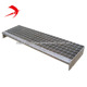 SS steel bar grating / steel catwalk / metal step