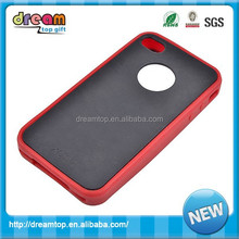 Fashion silicone hard plastic cell phone cases