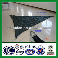 greenhouse roof shade net/monofilament shade net
