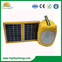 2015 hot sale led solar lantern home solar electricity generation system