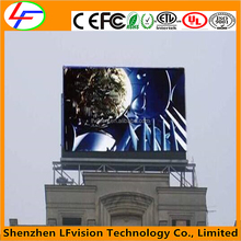 Outdoor Giant Led Display Board P10P12 P16 P20P25 RGB Full Color Display Module /Solar Panel Led Display