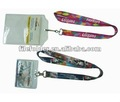lanyard with pvc card holder
