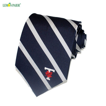 Custom Your Own Design Mens Logo Silk Neckties