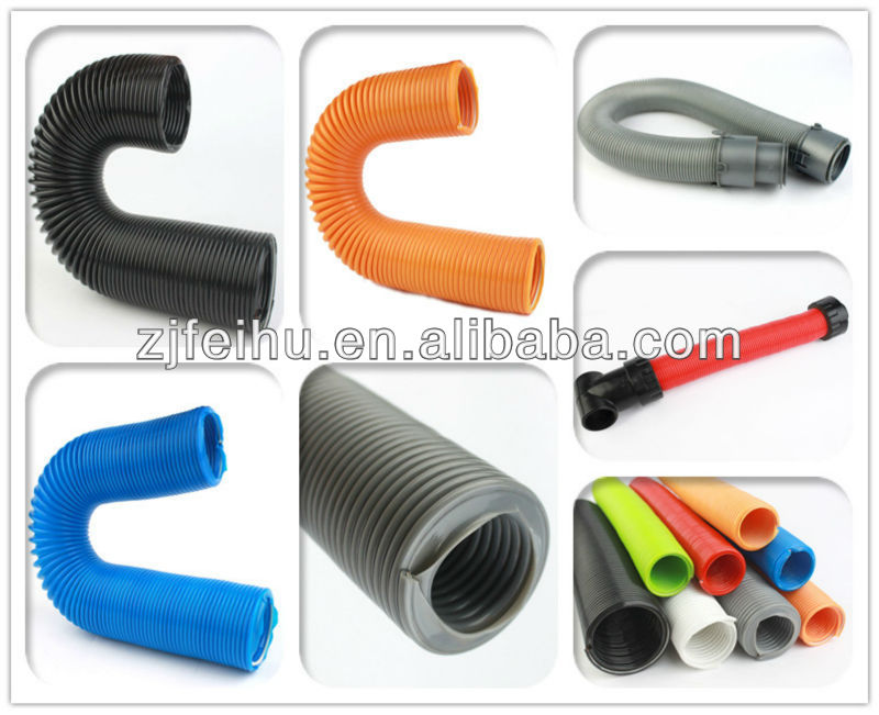 38MM PLASTIC VACUUM HOSE WITH CONNECTOR