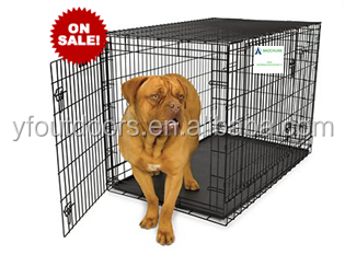 New design metal dog cage crates