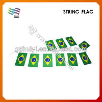 Custom Made 2014 Bunting Flag for World Cup