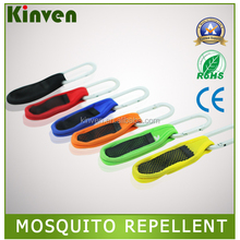 natural mosquito repellent keychain with citronella oil