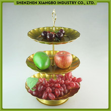 2 tier/ 3 tier wedding cake stand serving plate fruit display stand dessert tools