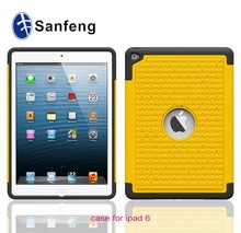 2015 Very Hot Selling Rotating Case for iPad 6/Air/5/4/3/Mini