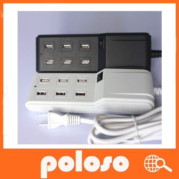 Factory wholesale multi port usb chargers