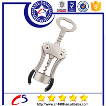Best quality stainless steel bottle opener,corkscrew wine opener