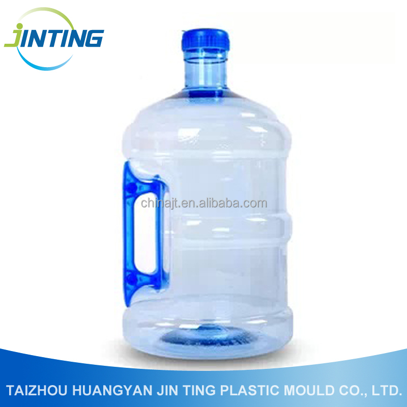 5 gallon water pet bottle with handle