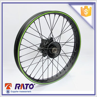 36 Holes Highly Recommended And Cheap Front Disc-Brake Motorcycle Wheel