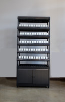 LED cigarette display rack / tobacco display for sale / cigarette pushers for sale