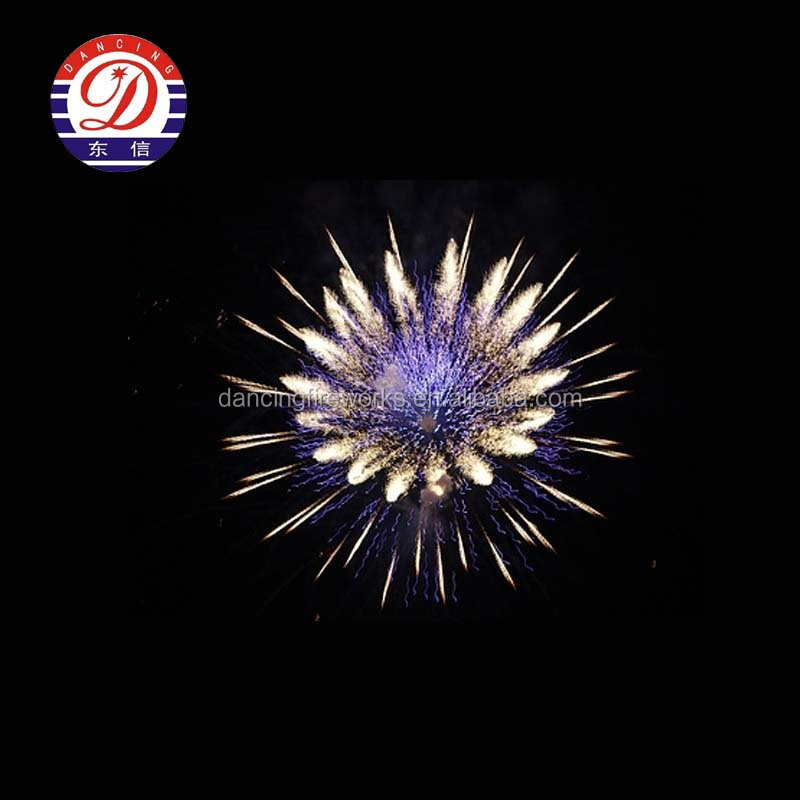 "3""-6"" DANCING FIREWORKS DISPLAY SHELL FOR PROFESSIONAL DISPLAY SHOW"
