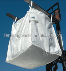 Facoty price 1000kg to 3000kg big bag 1 ton 1.5 ton, woven bulk bag for industrial material sand cement lime,etc