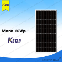 75w solar panel price with best price power 100w solar panel
