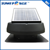 Sunny Power round 12w 12 inch solar fan and mini portable travelling solar fan