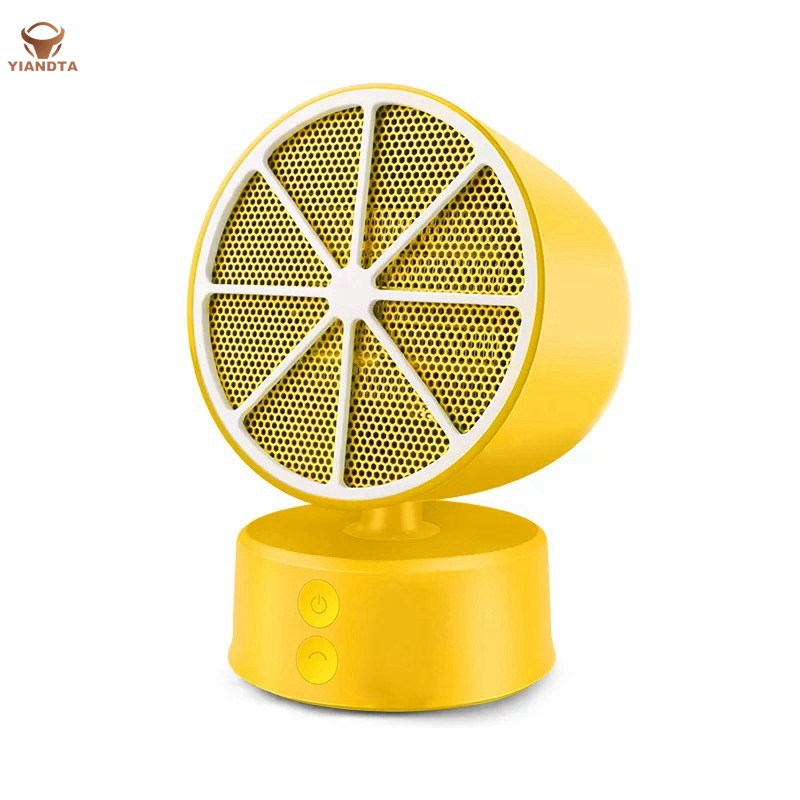 Mini Electric Heating Fan Office Desktop Shaking Head <strong>Heater</strong> Household Electric <strong>Heater</strong>