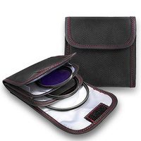 Dslr Camera Lens Filter Carry Case Bag Pouch Filter Case