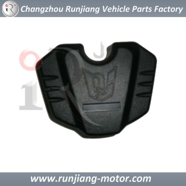 Horse Motorcycle Lock Cover/Motorcycle Plastic Parts