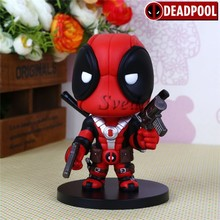 Collectible Deadpool PVC action figure movie character Deadpool models supplier,X-men action figures