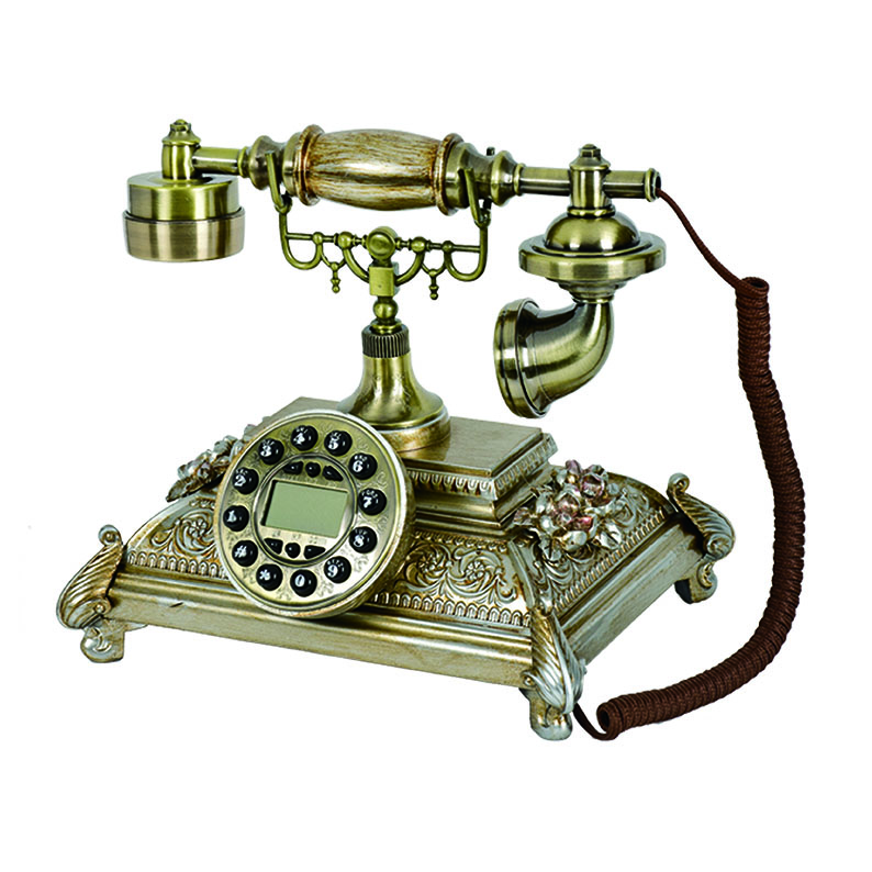Antique style landline telephone FTL0206NY