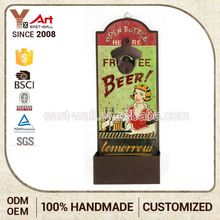 Quality Assured Cheap Fancy Custom Magnet Bottle Opener Belt Buckle