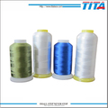 Stock available 5000m polyester embroidery thread 120D/2 with good price