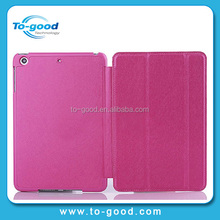 New Arrival Perfect 1:1 Original Smart Cover For iPad mini 2 PU Leather Protective Magnetic Case For Ipad Mini2