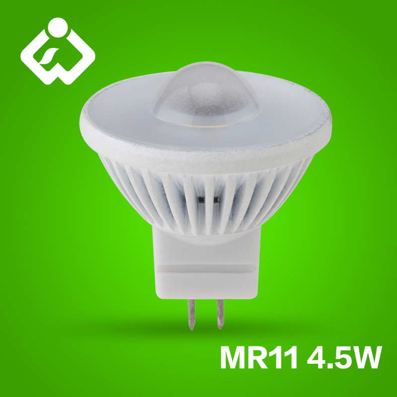 2014 new chips 4.5w led spot light mr11 gu4 12v