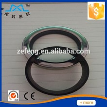 Standard Double lips stainless steel ptfe oil seal