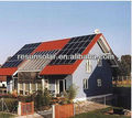 high module efficency and warm price 2KW off grid Solar Power System Home