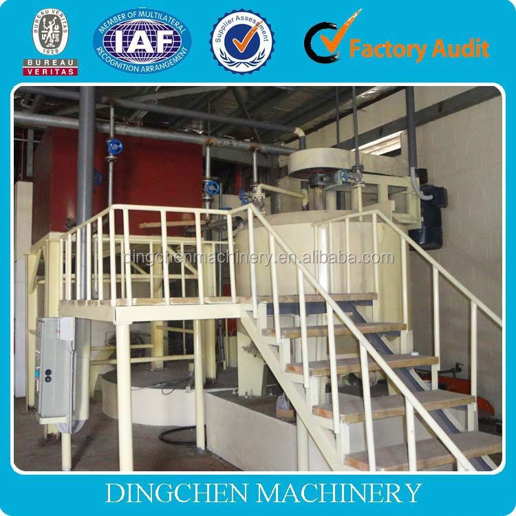 Paper making machine specialized in toilet tissue transfer paper