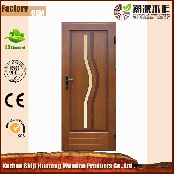 Best Selling Wooden PVC Veneer Folding Doors Price