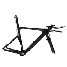 2017 super light and strong TT Bike Carbon Frame bicycle carbon frame