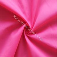 QA(quality assurance) / TAFFETA High quality Waterproof taffeta Polyester taffeta lining cloth