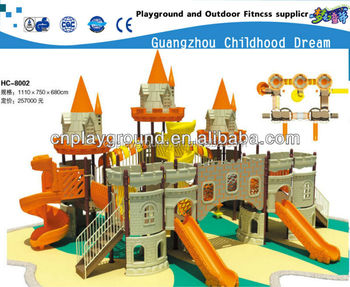 Children Kindergarten Outdoor Playground Equipment